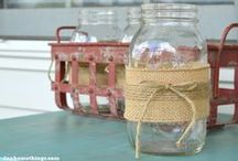 Jars / by Gwen's Paper Expressions