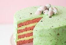 Gâteaux élégants