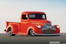 Pickup Trucks / by Bob Prestridge