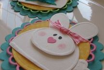 Easter ideas / by Gwen's Paper Expressions