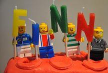 Lego feestje / Finn 6