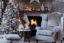 FOR HOME: CHRISTMAS / Christmas decoration ideas