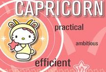 CAPRICORN / Beautiful pictures, horoscope, astro, star sign and much more about Capricorns