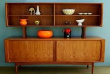 Case Goods / 1. furniture made of hard material, or 2. furniture that provides storage / by Jean Murdick