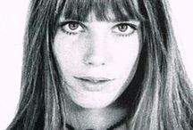 JANE BIRKIN STYLE / Fashion and beauty style of the iconic Jane Birkin, Englishwoman who became the best Parisian inspiration of all times. #frenchbeauty #howtobeparisian