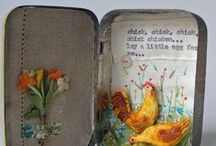 Little Boxes / diy inspirations for altos tins and little boxes.