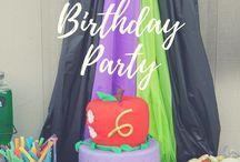 Descendants Birthday Party - Trangofthoughts