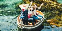 意外と近い、にいがた女子旅 - 新潟旅行 Niigata Travel / あたらしい新潟の使い方のアイデア