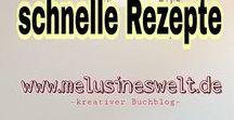 Rezepte ❤  schnell / Einfache und praktische Rezepte, Freebie, Druckvorlage, Ernährungsumstellung, Dukan, Dukandiät, Lowcarb // Kreativer Buchblog auf www.melusineswelt.de✮Instagram und Facebook: @MelusinesWelt ✮
