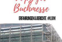 """Buchmesse LEIPZIG ❤ / Fotos, Eindrücke, Tipps für die Buchmesse in Leipzig.  Meine eigenen Einblicke gibt es auf """"www.melusineswelt.de""""  #Leipzig #Buchmesse #LBM #Bookfair #Buch #Bücher #Messe    ✮Instagram und Facebook: @MelusinesWelt ✮"""