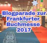 """Buchmesse Frankfurt ❤ / Tipps und Eindrücke von der Buchmesse in Frankfurt. Jedes Jahr im Oktober! Meine Berichte gibt es auf """"www.melusineswelt.de"""" - """"Buchmessen"""" - samt TIPPS und TRICKS #bookfair #fair #buchmesse"""