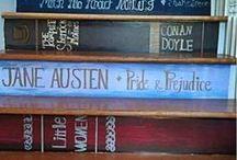 """Bücherzimmer ❤ / Tolle Bilder zur Inspiration - mein Traum von einem Bücherzimmer - Bücher als Möbel - Ideen. ❤Kreativer Buchblog: """"www.melusineswelt.de"""" ~~ natürlich auch auf ✮Instagram und Facebook: @MelusinesWelt ✮ #Buchzimmer #Leseplatz #Traum #Ideen #Buch #Bücher #Regal #toll"""