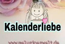Kalenderliebe ❤ / Kalenderliebe und Kalendernerdigkeit.... Kalender, Planen und Notizbücher gehen immer -www.melusineswelt.de ...#Kalender #Planer #Organisation #Postit #Bulletjournal #Filofax #Wandkalender #Kalender #verrückt