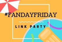 FanDayFriday Link Party / This board is filled with posts that have been posted to the #FanDayFriday Link Party.  If you want to get added to this board, add your posts to the open #FanDayFriday Link Party here: http://restingmomface.com/fandayfriday-link-party