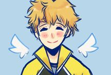 Hideyoshi Nagachika / It's not much pins in here but Hide deserves his own board