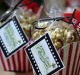 DIY Kino / Alles rund ums Kino! #Cinema Hier pinnt Biggi vom kreativen Bücherblog www.melusineswelt.de #diy #Kino #Party #Popcorn