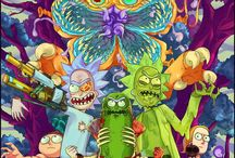 Rick and Morty / Our favourite Rick and Morty fan art and merchandise! Got to be honest we were late into the Rick and Morty cartoon but dear Lord it is phenomenal! It's the best things we have seen on Television for a while and roll on season 3!