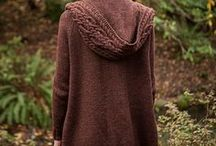 Hand Knit Sweater Inspo / knitting, knitting patterns, knitting tips, knitting inspiration, fiber, fiber arts, textile arts, fiber, wool, yarn, wool yarn, hand dyed yarn, hand knit, sweater, knit sweater