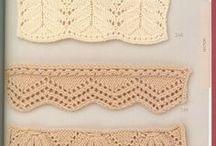 Knitting Stitch Patterns / knitting, knitting patterns, knitting tips, knitting inspiration, fiber, fiber arts, textile arts, fiber, wool, yarn, wool yarn, hand dyed yarn, hand knit, sweater, knit sweater