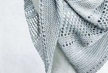 Knit Shawl Inspo / knitting, knitting patterns, knitting tips, knitting inspiration, fiber, fiber arts, textile arts, fiber, wool, yarn, wool yarn, hand dyed yarn, hand knit, sweater, knit sweater