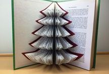 Book Page Crafts  / by Licking County Library