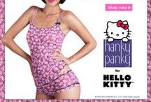 Hello Kitty® / by Hanky Panky Ltd.