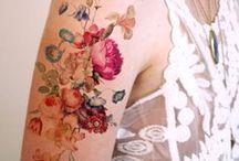 Inky Tattoo Ideas