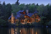 HOUSES AND ROOMS I LOVE! / by Pamela Rohrbaugh