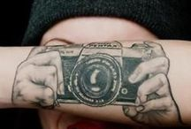 Tattoos / by Ali Huey