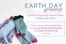 Contests & Giveaways / by Hanky Panky Ltd.