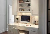 SHB   Kitchen Desk Inspiration