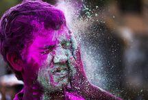 Colour || Purples