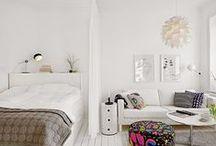 Eenig & Small Space Living / Klein Wonen