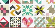 Quilt Tutorials / Tutorials for all kinds of beautiful and inspiring quilts...