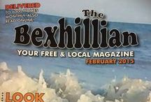 Publications / I write editorials for the residents and businesses of #Bexhill. The Bexhillian is a free magazine which is delivered door to door into businesses & homes. The magazine is also available online. The #Bexhillian is a great resource with a selection of advertising for local businesses, charities, events, with editorials that are written by local people on a variety of subjects. I write on the subject of #socialmedia. / by Business Helpers