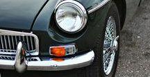 Classic Cars / I like classic cars so I made this board