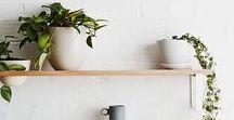 Eenig & Shelf styling / planken stylen