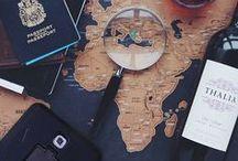 Be a traveler || Se viajero / Viajar es un placer. Recorre el mundo y no pare de buscar nuevos rincones, nuevos lugares. Nosotros hemos nacido para ser viajeros, ¿y tu? - Travelling is a pleasure. Travel the world and don't stop searching for new spots, new places. We are born to be travellers, ¿and you?