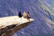 Be adventurous || Se aventurero / ¿Qué sería la vida sin un poco de aventura y de riesgo? Sal de tu zona de confort y atrévete a hacer cosas nuevas - ¿What would be life without a little bit of adventure and risk? Get out of your confort zone and dare to do new stuff