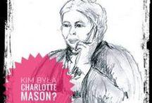 Charlotte Mason pl / Polska tablica, strona oraz blog o Charlotte Mason, jej filozofii i metodzie edukacji oraz wszystkim co się z CM wiąże