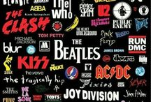 Bands & music I love
