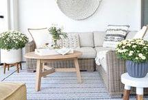 Outdoor Living Ideas / Outdoor Patio Ideas | Outdoor Decor | Backyard Ideas | Outdoor Curtains | Brick Pavers | DIY Outdoor Decor | Outdoor Makeover | Backyard Makeover