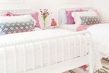 Girls Room Ideas / Kids Rooms | Playrooms | Nursery | Girls Rooms| Girls Room Design Ideas