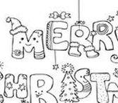 desenhos de Natal para imprimir ou mesmo para enfeitar