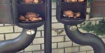 DIY BBQ Smoker / Find some fantastic DIY BBQ Smoker Ideas here! Don't forget to visit http://dwpbbq.com/ for even more free tips and advice!