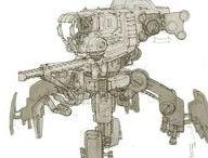 Design: robots & mech