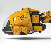 Design: Machines & ships