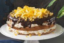Torty i ciasta z kremem / Mnóstwo propozycji, które pomogą uczcić Wam najważniejsze wydarzenia - urodziny, imieniny, pierwszy dzień szkoły, a nawet... komunię!