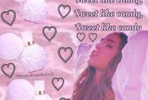 sweet like candy by Ariana Grande<3