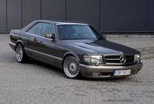 Mercedes C126 SEC